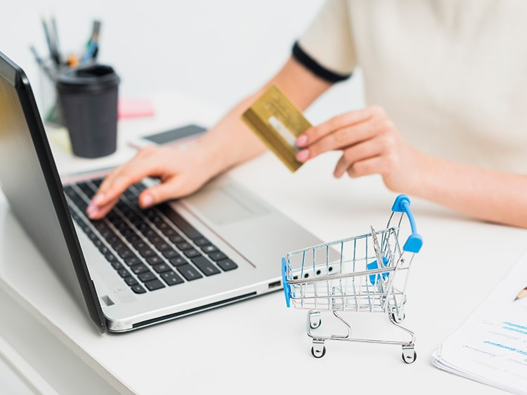 Vendas no e-commerce crescem 145% no 1º semestre de 2020